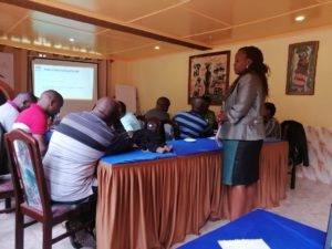 TSC Internal Audit training