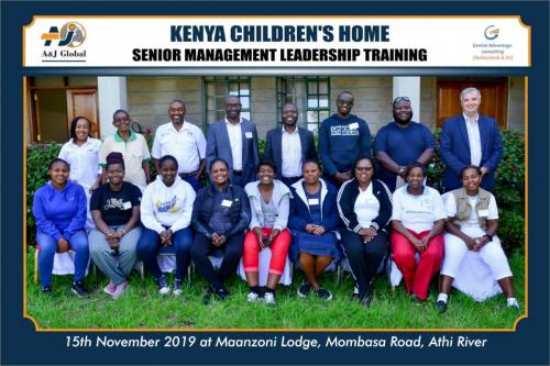Children Home staff training
